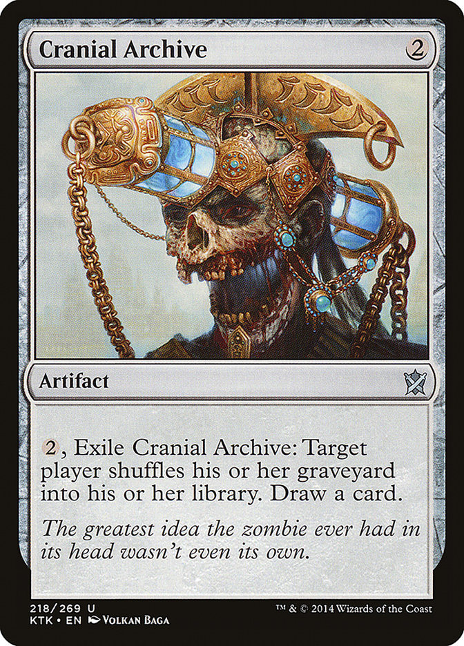 Cranial+Archive