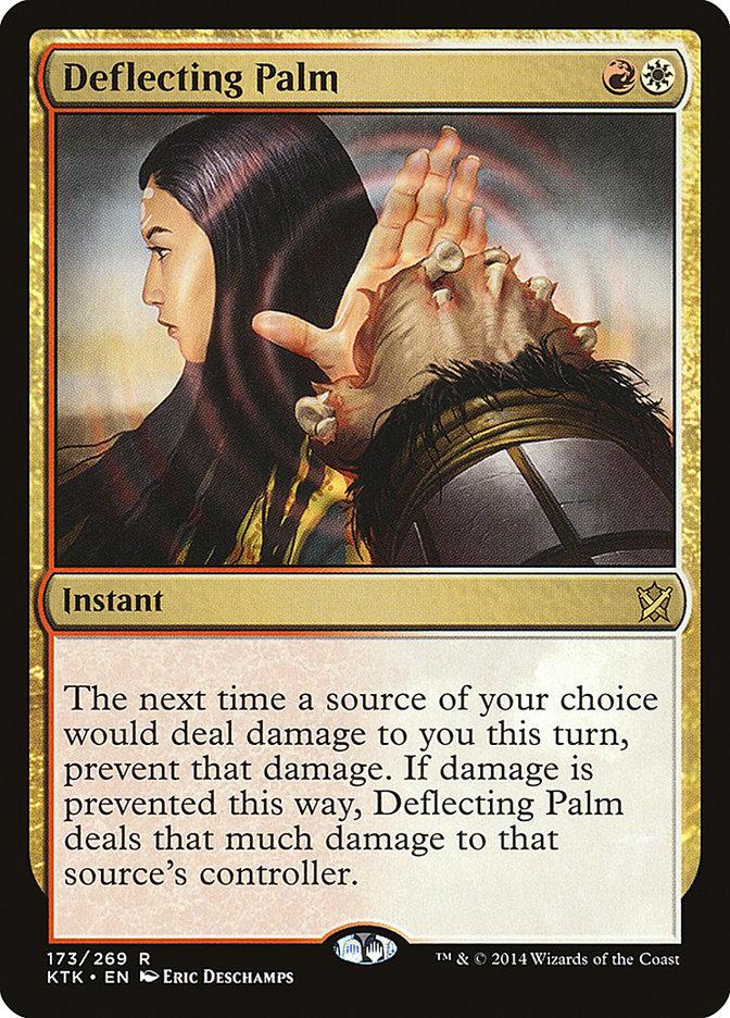 Deflecting+Palm