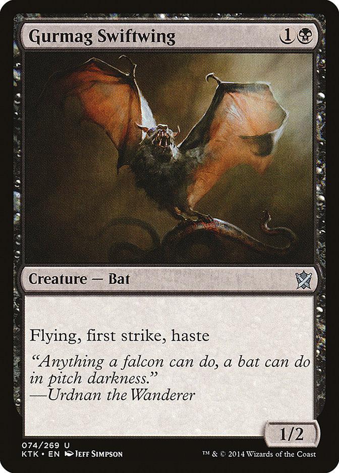 Gurmag+Swiftwing