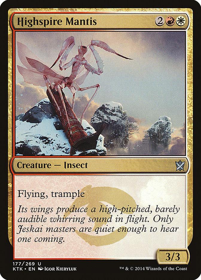 Highspire+Mantis