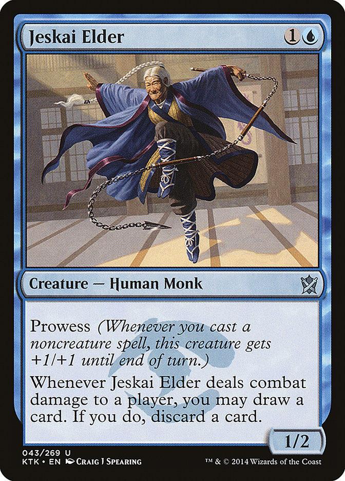 Jeskai+Elder