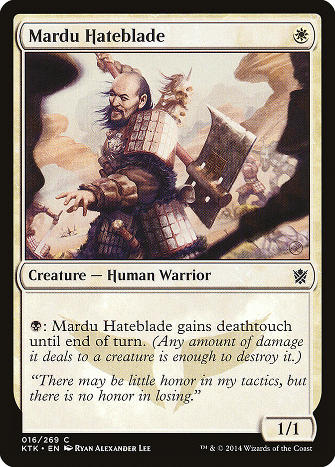 Mardu+Hateblade