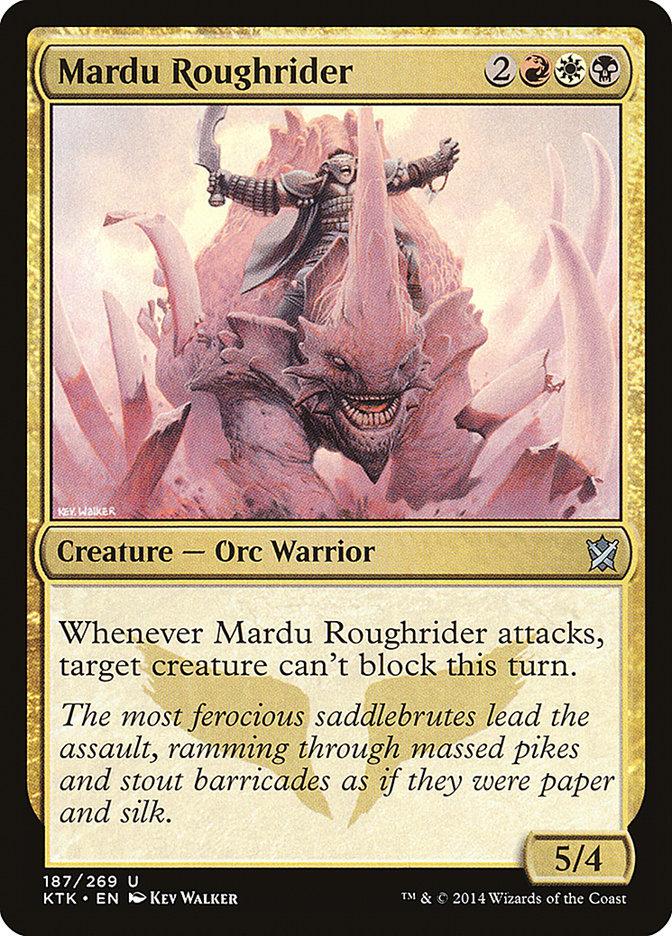 Mardu+Roughrider