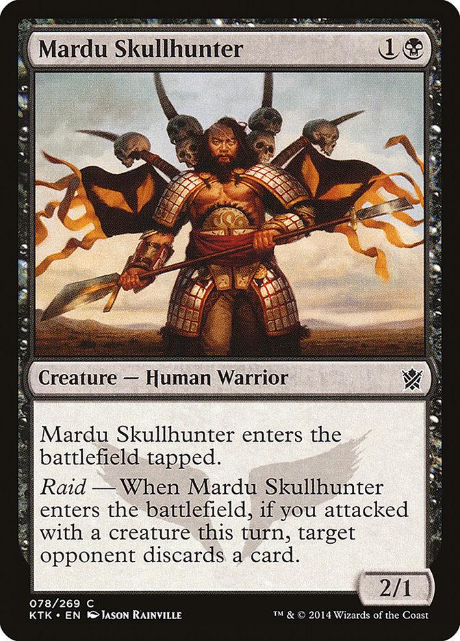 Mardu+Skullhunter