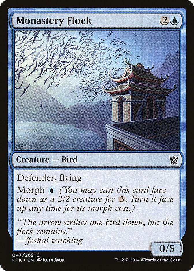 Monastery+Flock