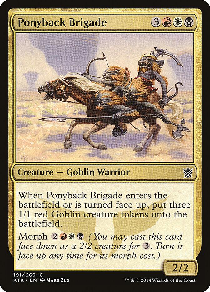 Ponyback+Brigade