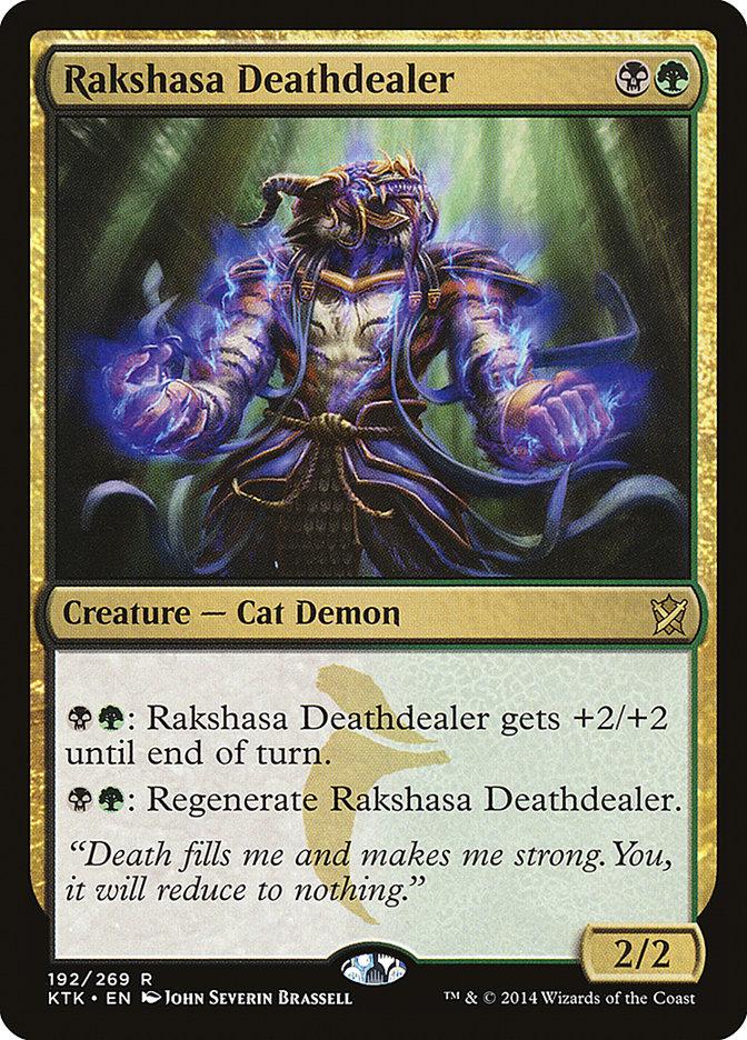 Rakshasa+Deathdealer