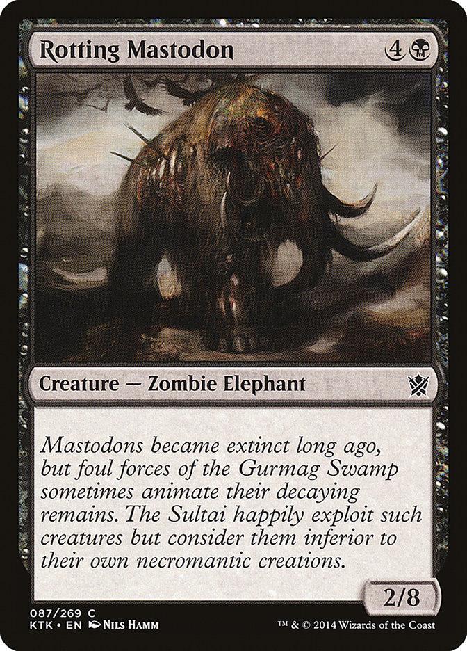 Rotting+Mastodon