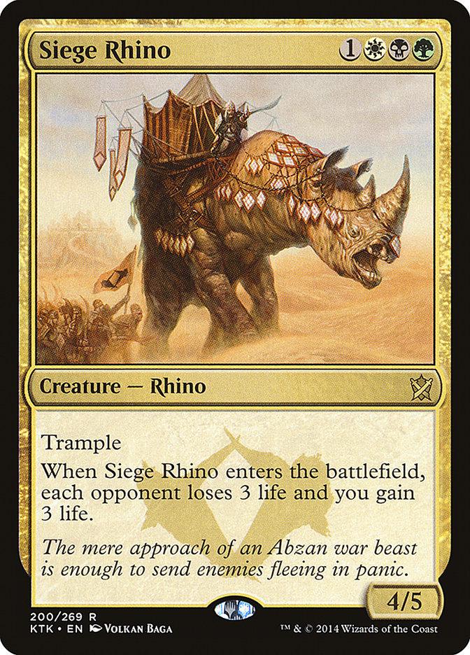 Siege+Rhino