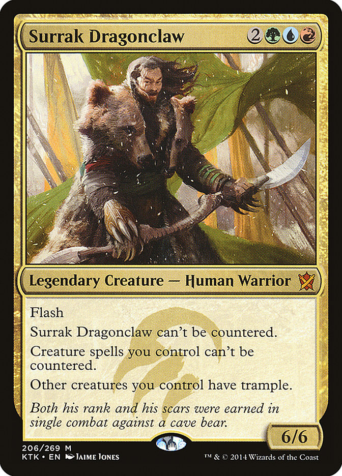 Surrak+Dragonclaw