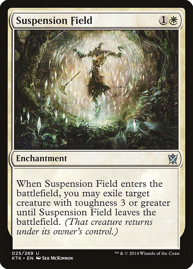 Suspension+Field