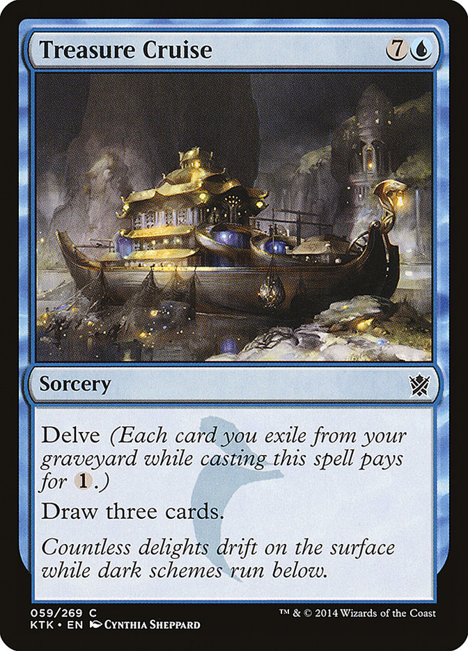 Treasure+Cruise