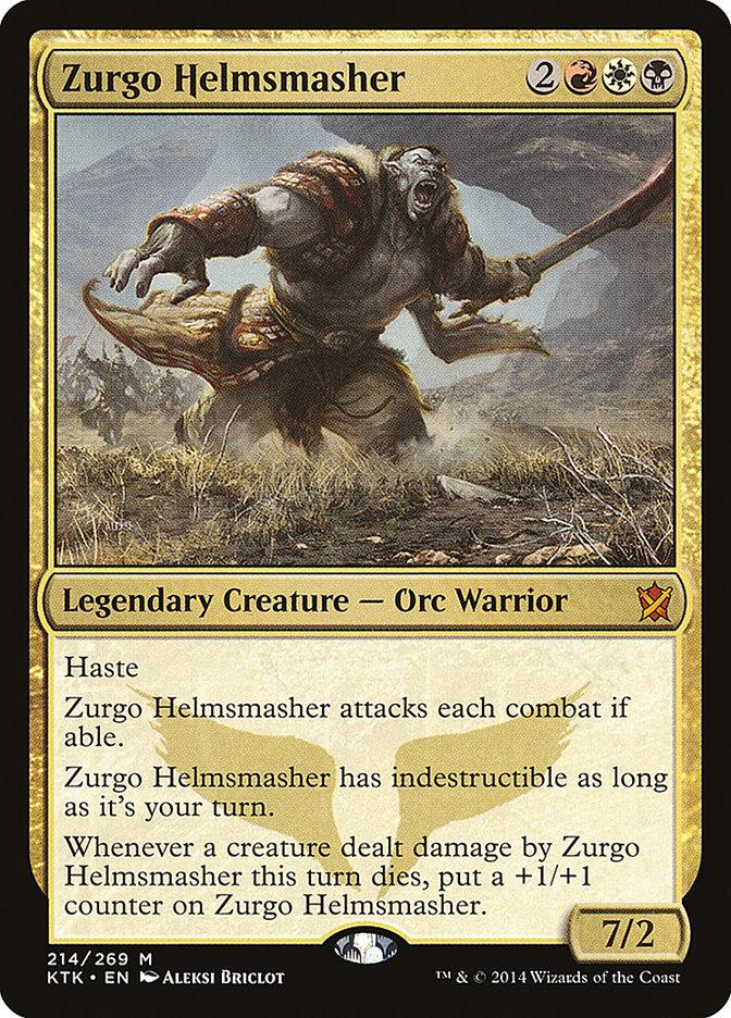 Zurgo+Helmsmasher