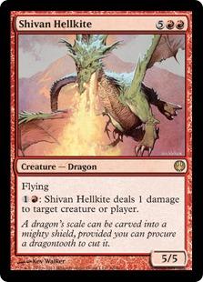 Shivan+Hellkite