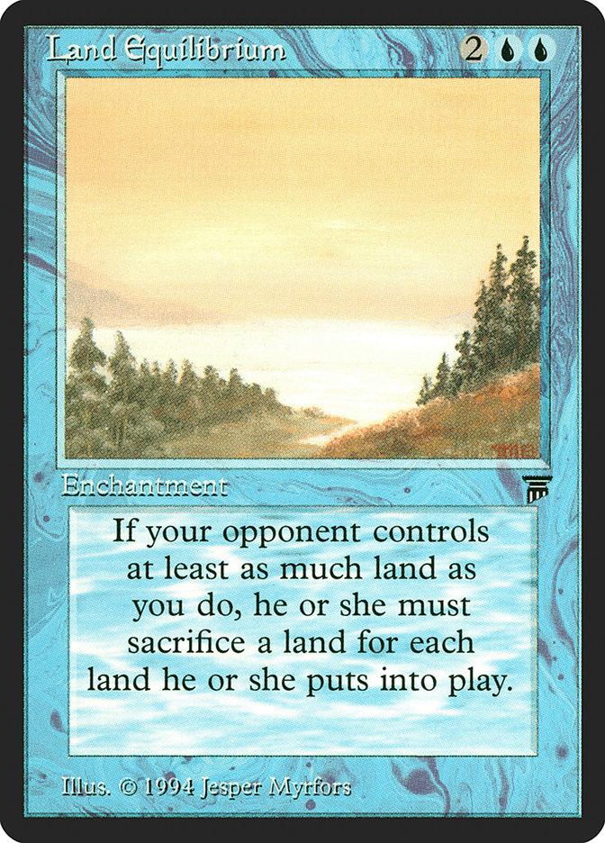 Land+Equilibrium