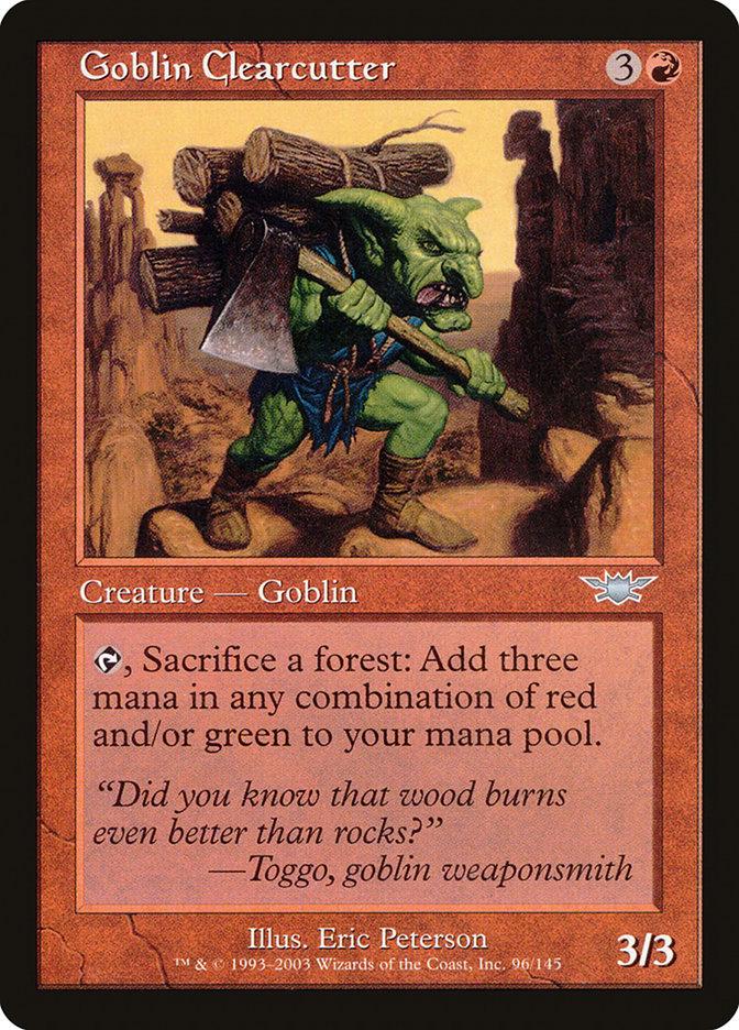 Goblin+Clearcutter