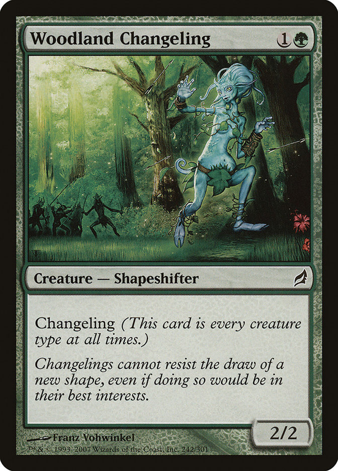 Woodland+Changeling