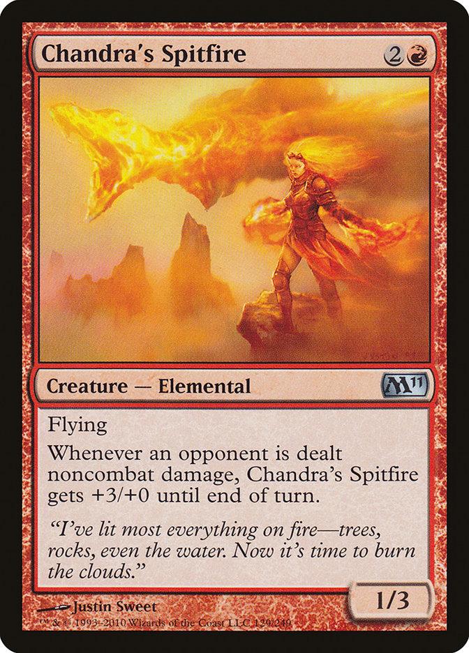 Chandra%27s+Spitfire