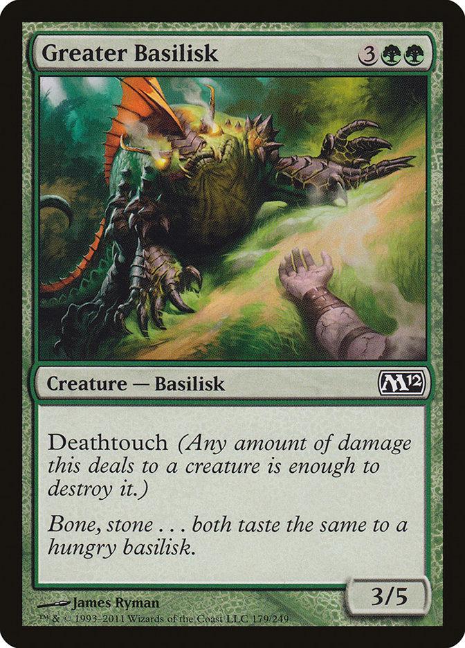Greater+Basilisk
