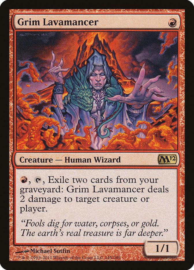 Grim+Lavamancer