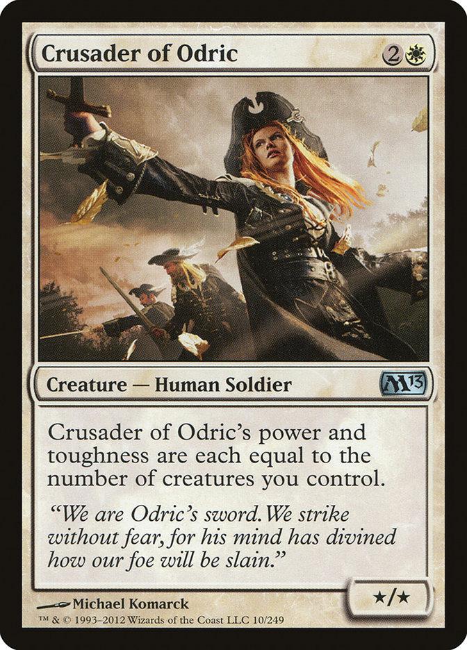 Crusader+of+Odric