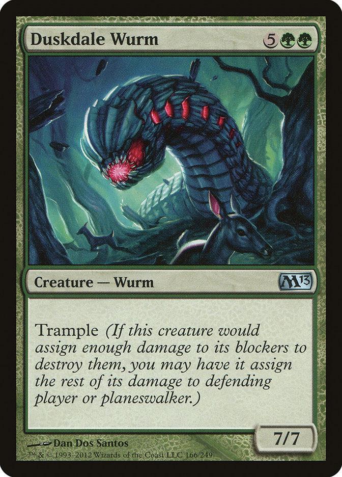 Duskdale+Wurm