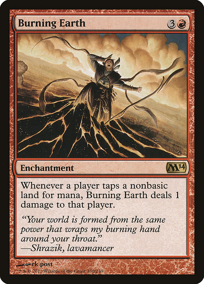 Burning+Earth