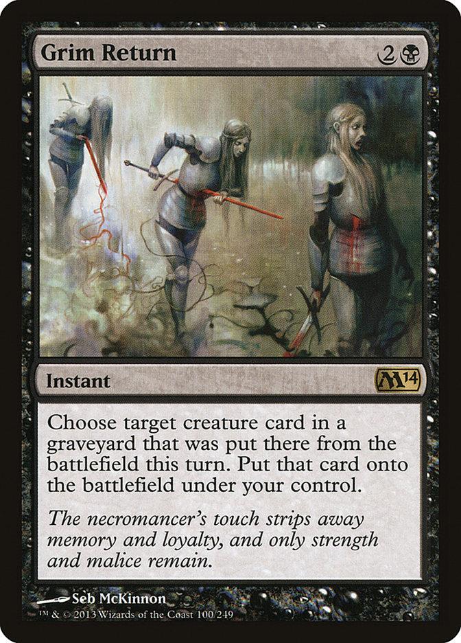 Grim+Return