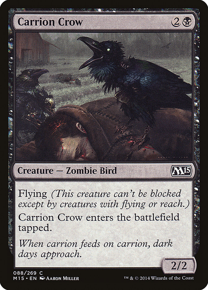 Carrion+Crow