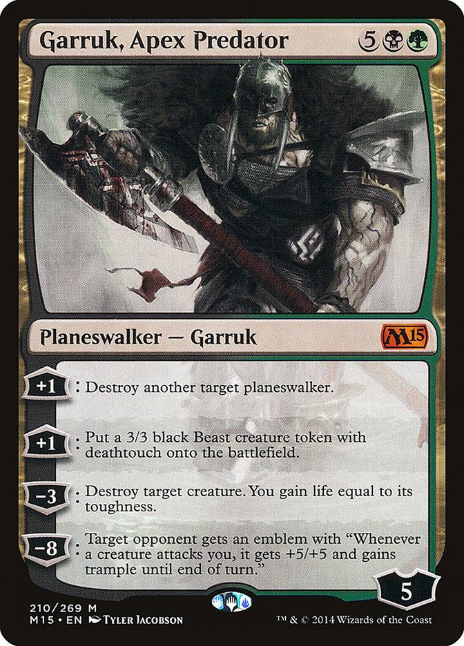 Garruk%2C+Apex+Predator