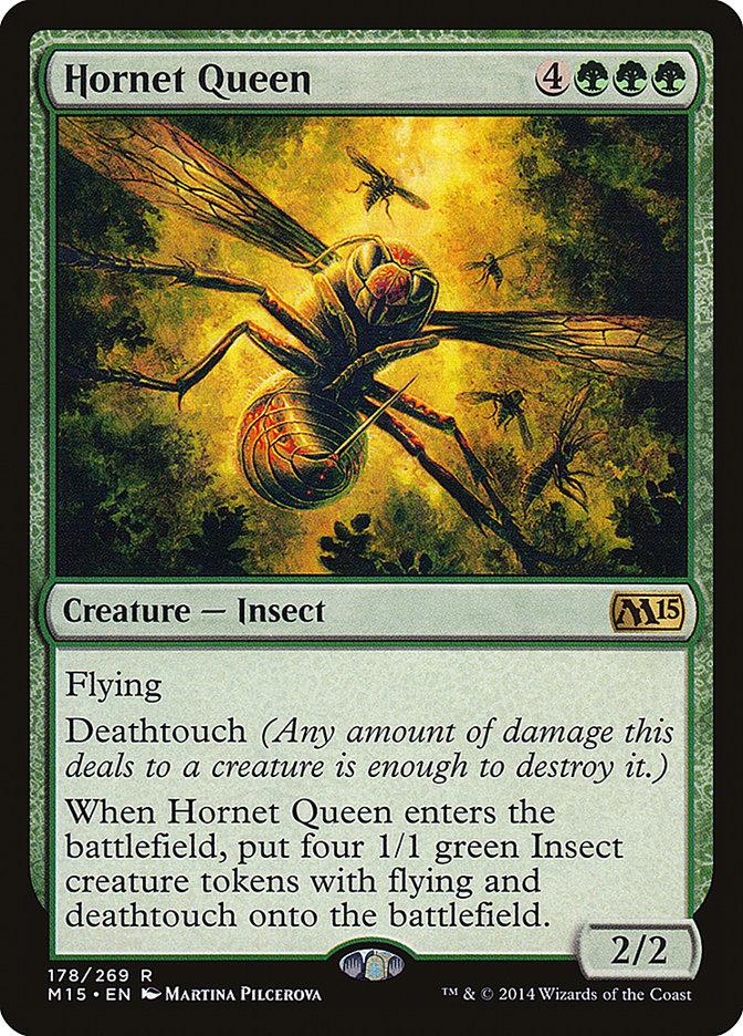 Hornet+Queen