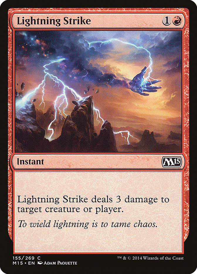 Lightning+Strike