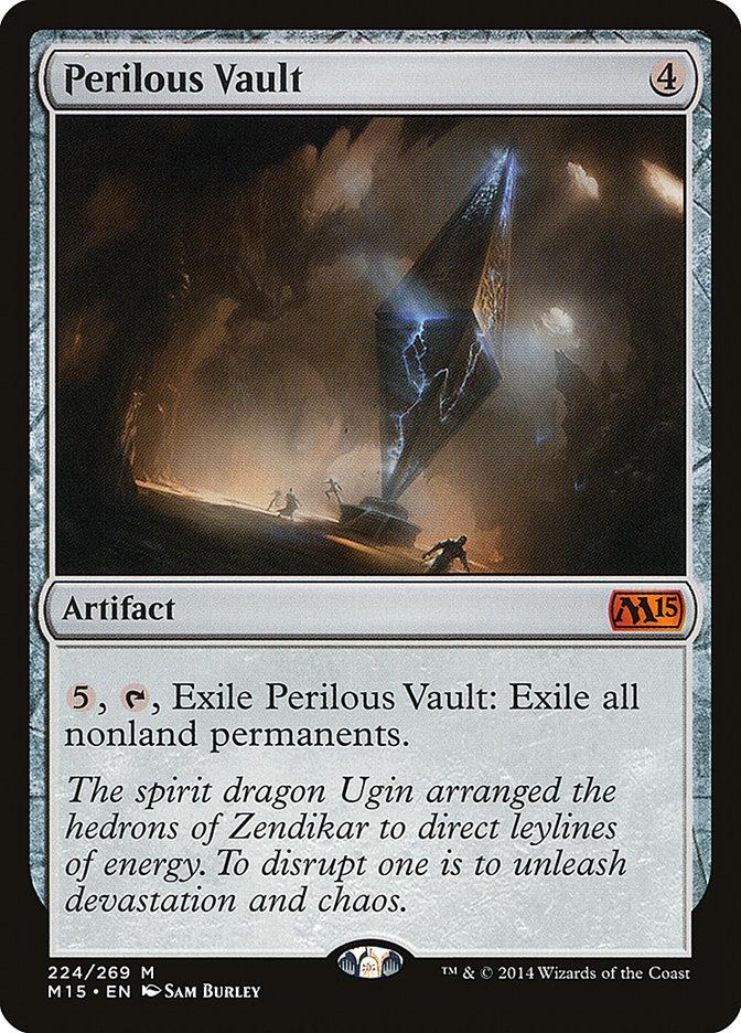 Perilous+Vault