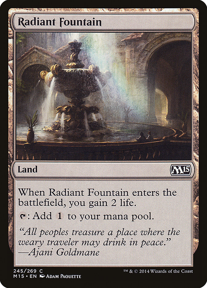 Radiant+Fountain