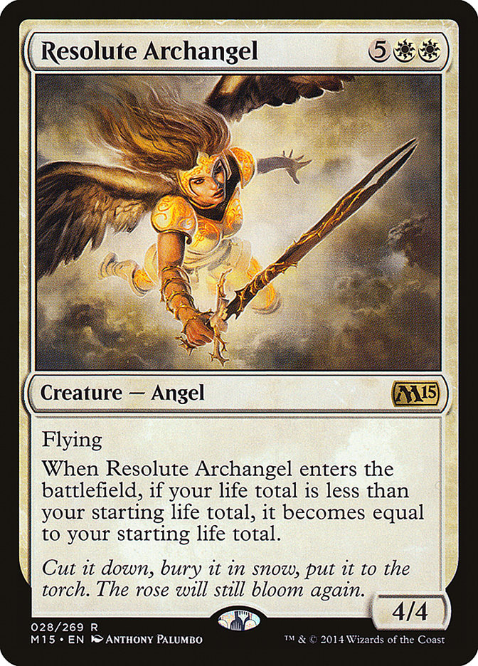 Resolute+Archangel