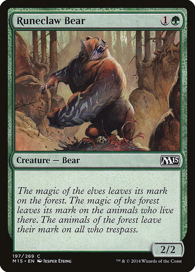 Runeclaw+Bear
