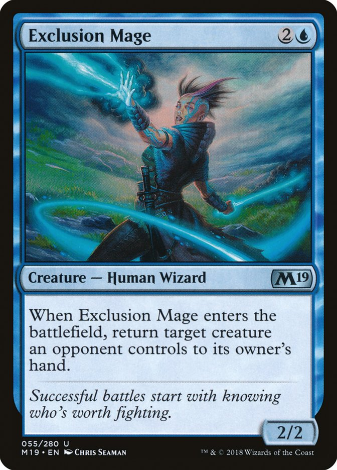 Exclusion+Mage