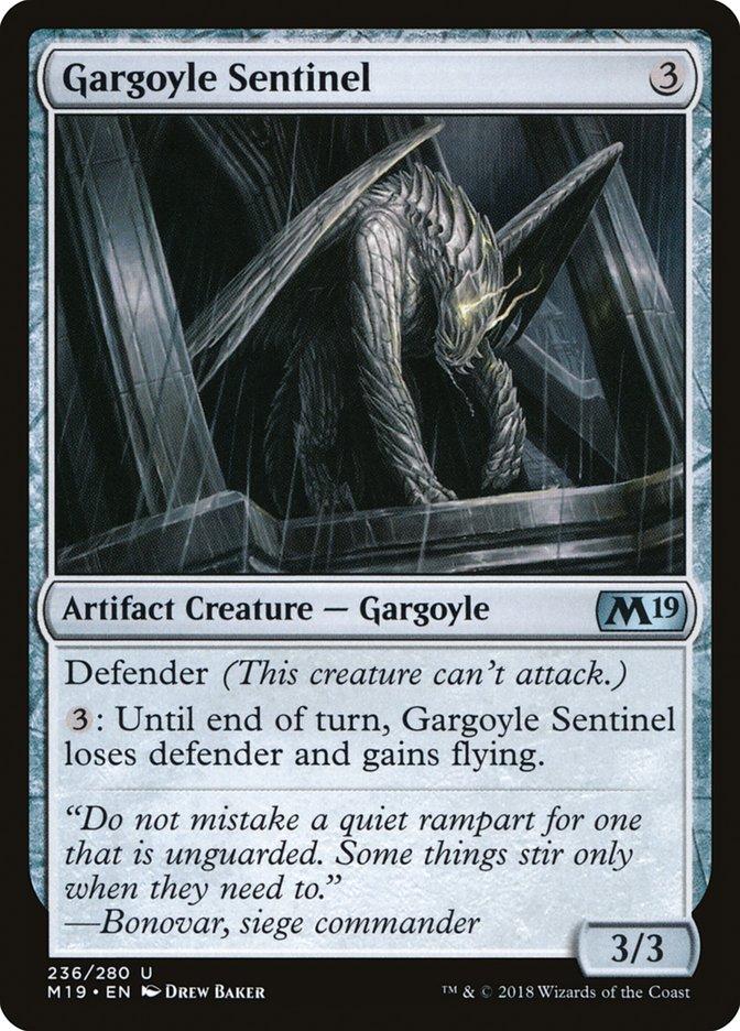 Gargoyle+Sentinel