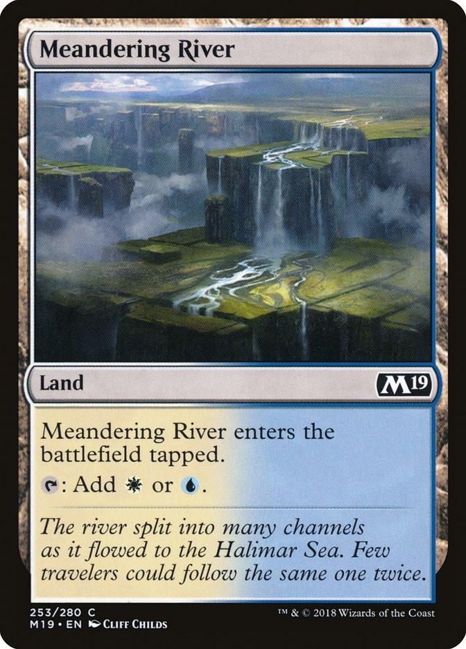 Meandering+River