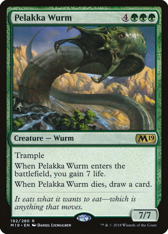 Pelakka+Wurm