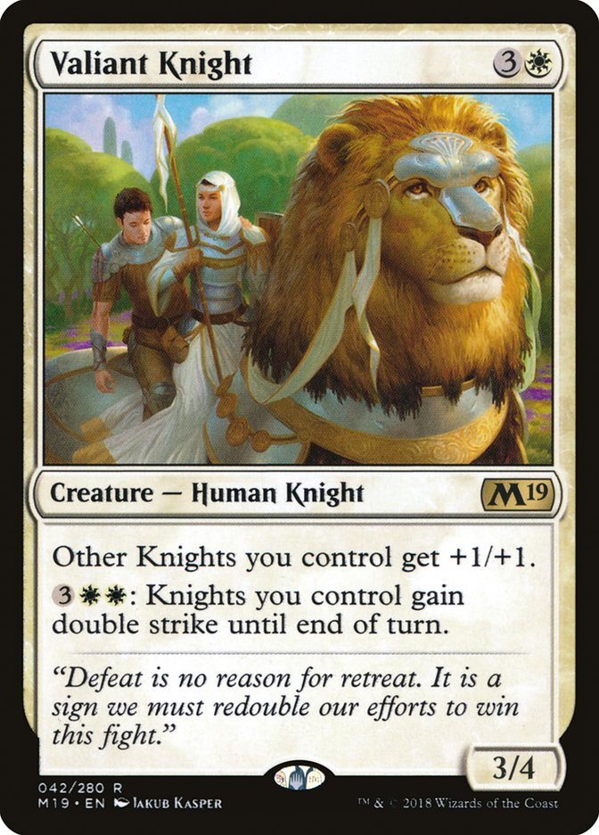 Valiant+Knight