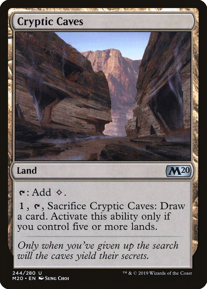 Cryptic+Caves