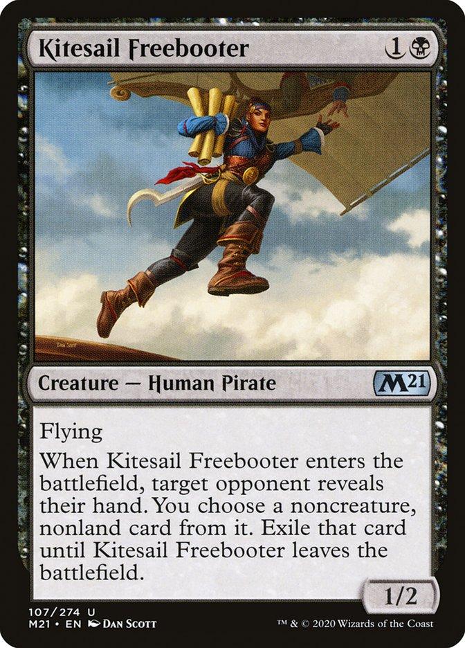 Kitesail+Freebooter