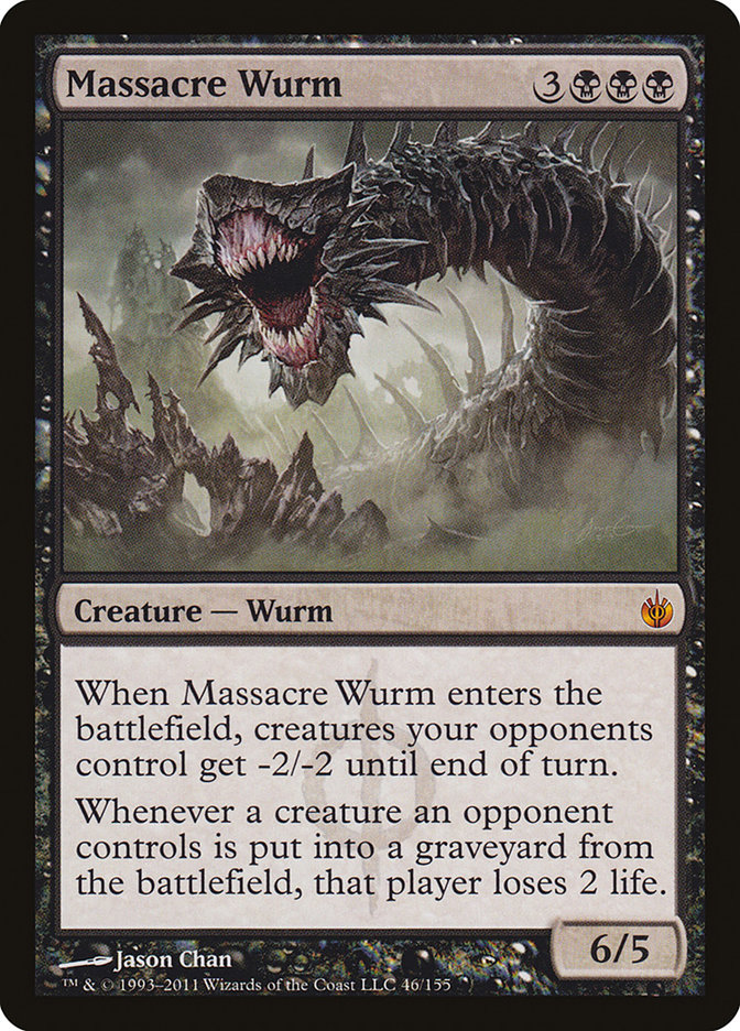 Massacre+Wurm