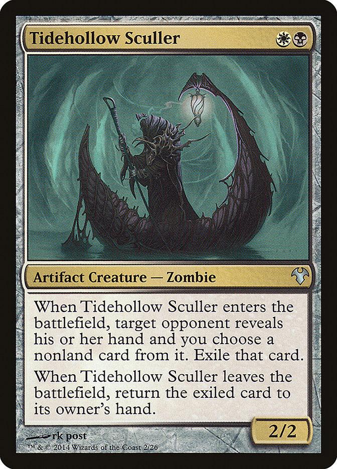 Tidehollow+Sculler