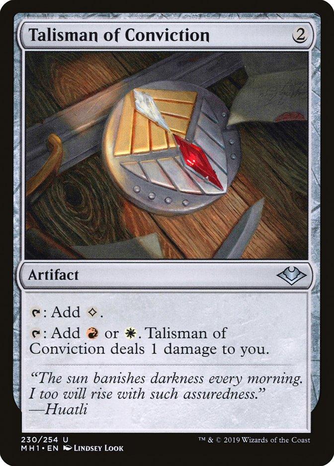 Talisman+of+Conviction