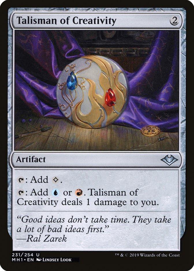 Talisman+of+Creativity