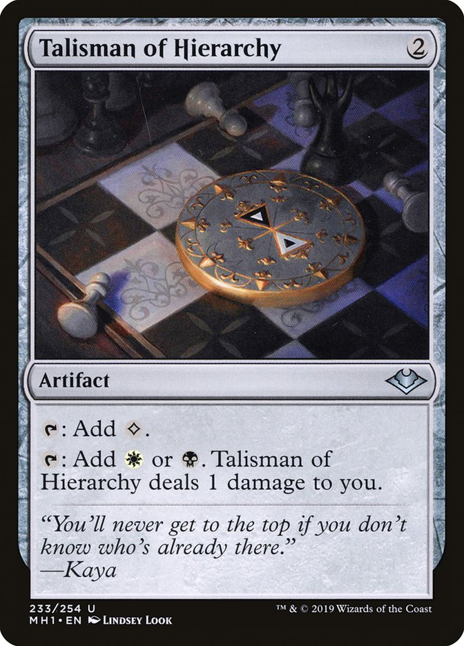Talisman+of+Hierarchy
