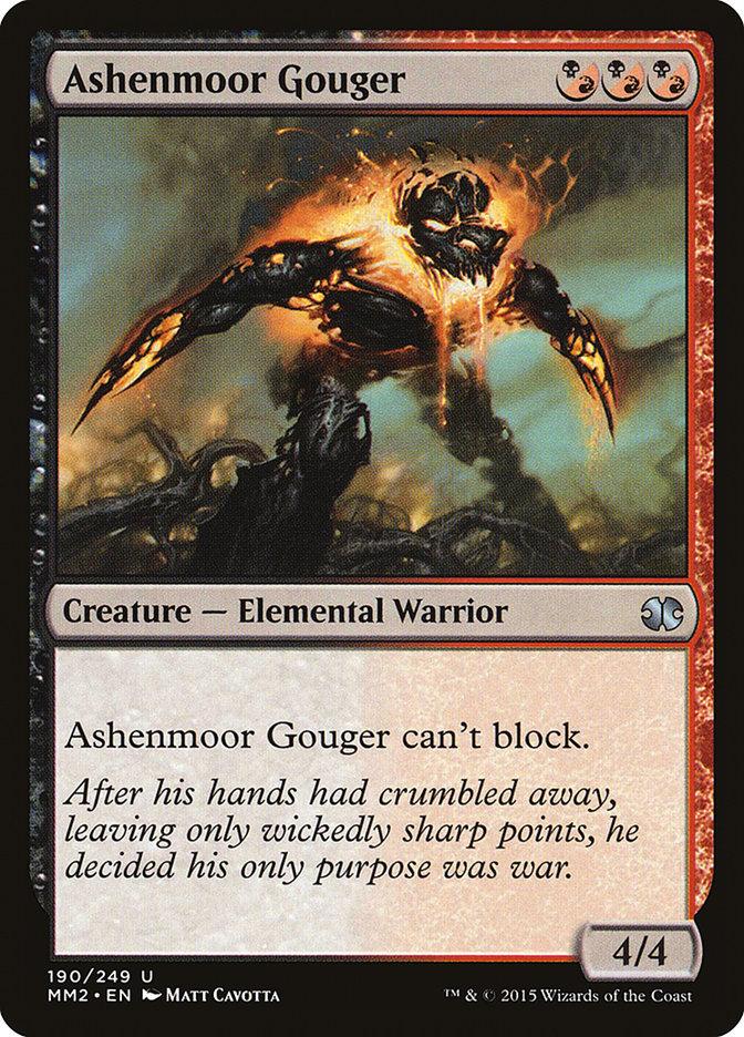 Ashenmoor+Gouger