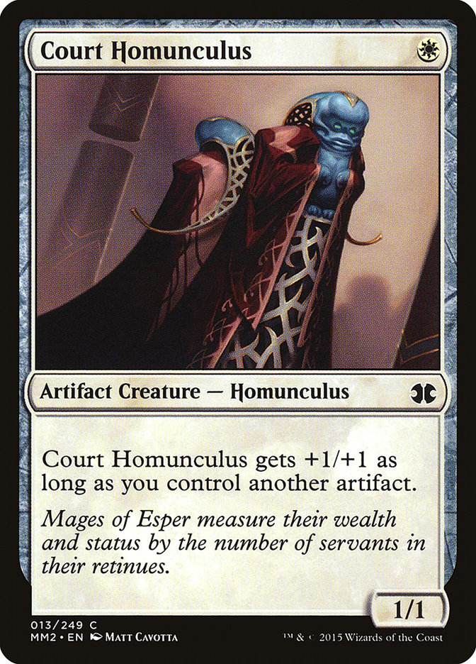 Court+Homunculus